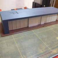 Small Country House 3D Printing 211079