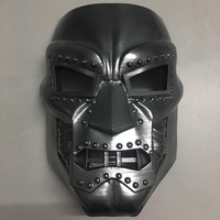 Small ​Doom mask - Helmet Marvel Cosplay 3D print model 3D Printing 211300