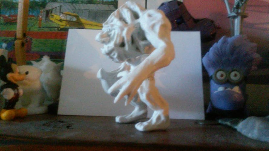 tree monster 3D Print 21134