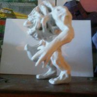Small tree monster 3D Printing 21134
