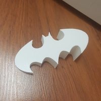 Small BATMAN door stopper 3D Printing 211352