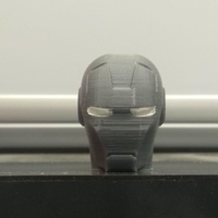 Small Ironman Keychain 3D Printing 211379