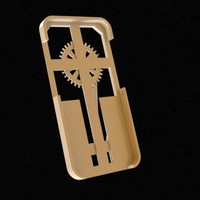 Small Iphone 6c Case 3D Printing 21155