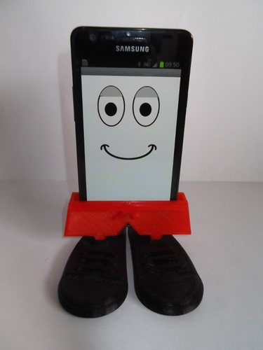 Big Feet Phone Stand. 3D Print 21169