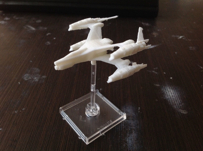 Babylon 5 Thunderbolt fighter 3D Print 211705