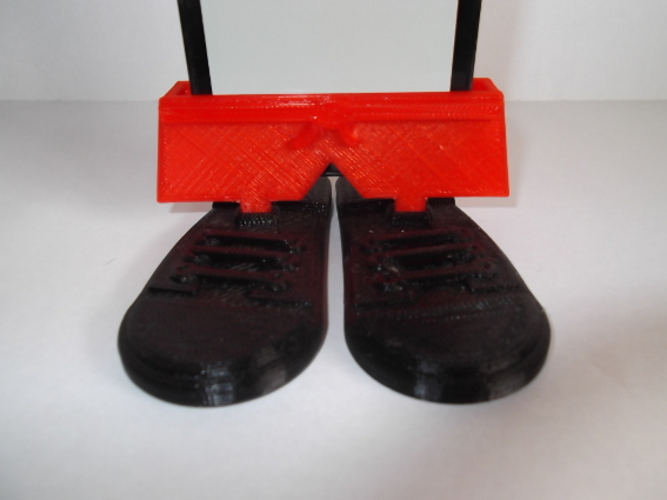 Big Feet Phone Stand. 3D Print 21172