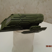 Small Stargate Atlantis Puddle Jumper 3D Printing 211844