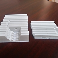 Small Road Barriers 3D Printing 212338