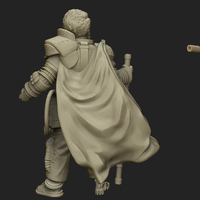 Small Zealot Leader Bundle 3D Printing 212341