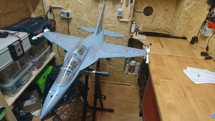 Missile Archer R-73 1/12 ACTION 3D Print 212589