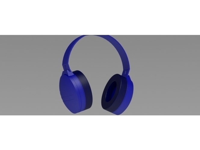 Tremors - A 3D printed customizable Headphone 3D Print 213131
