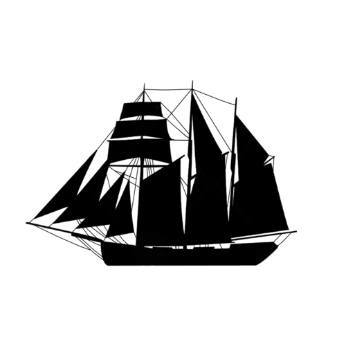 SAILING BOAT FOR WALL DECORATION_1 3D Print 213264