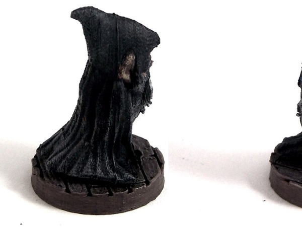 Medium Mister Blackroot 3D Printing 2134