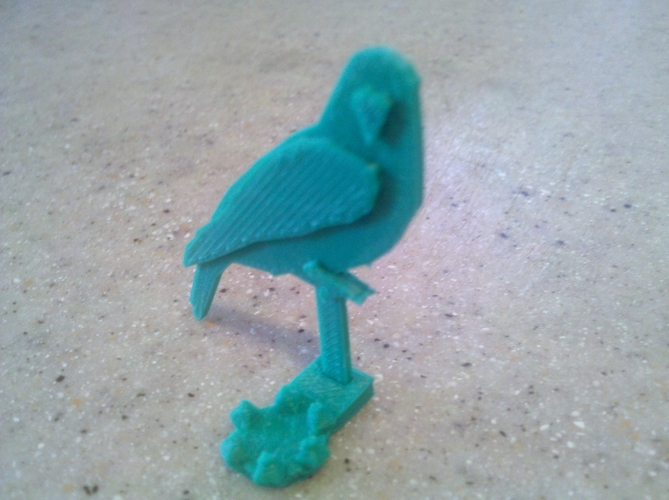 Bird Egg Holder Collection 3D Print 213417