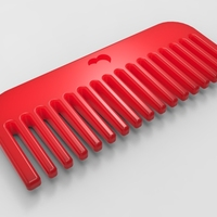 Small Comb 3D Printing 21359