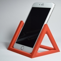 Small Universal smartphone docking station (also for iPhone) 3D Printing 213766