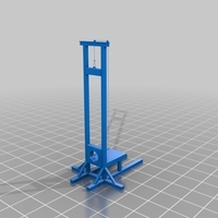Small Guillotine 3D Printing 213867