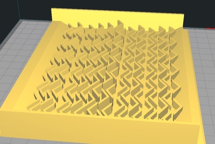 Sluice Box Plate 3D Print 213900