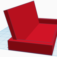 Small Office Business Card Holder 3D Printing 213923