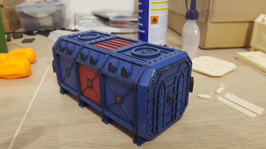 Container 3D Print 214062