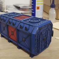 Small Container 3D Printing 214062
