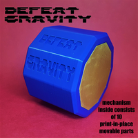 Small Defeat Gravity 3D Printing 214107
