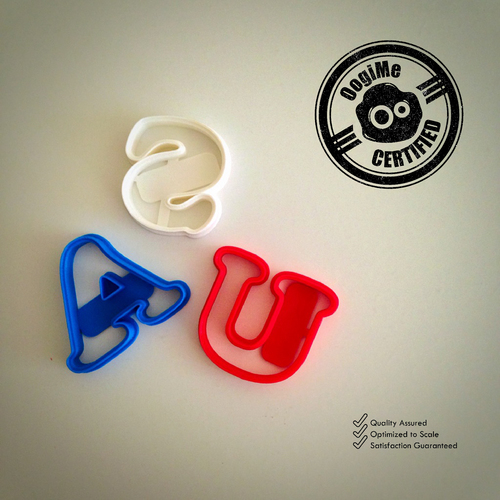 USA Cookie Cutter #2 (4th of July Special Edition) 3D Print 21420