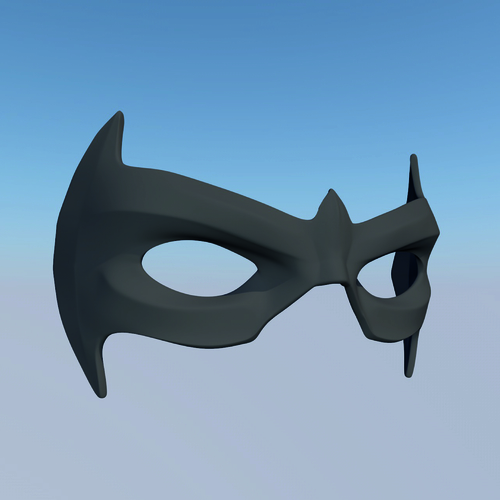 MASK NIGHTWING REBIRTH 2.0 3D Print 214229