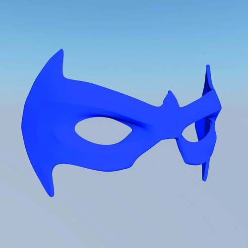 MASK NIGHTWING REBIRTH 2.0 3D Print 214230