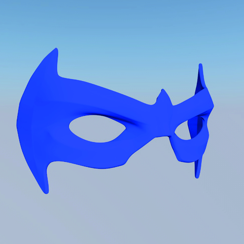 MASK NIGHTWING REBIRTH 2.0 3D Print 214231