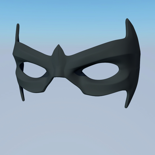 MASK NIGHTWING REBIRTH 2.0 3D Print 214232