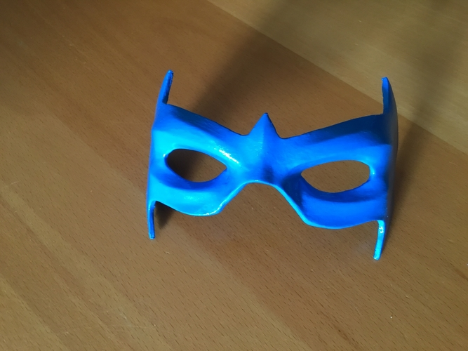 MASK NIGHTWING REBIRTH 2.0 3D Print 214235