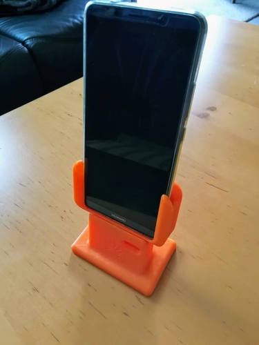 HUAWEI Mate 10 Pro table stand ( wall holder ) 3D Print 214840