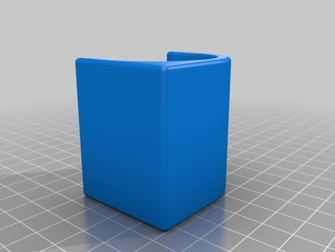PlayStation 4 VR Aim Controller holder clip for wall and table 3D Print 214910
