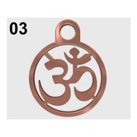 Small OM - Pendant 03 3D Printing 215050