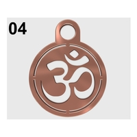 Small OM - Pendant 04 3D Printing 215052