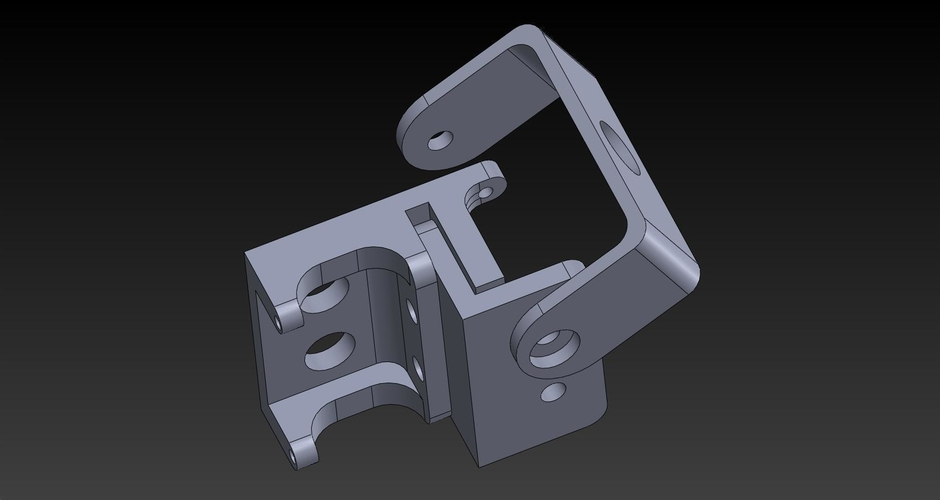 Pan&Tilt for miniServo Motors 3D Print 215158