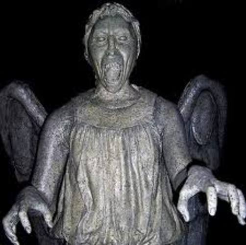 Dr. Who Weeping angel v1.21 3D Print 21519