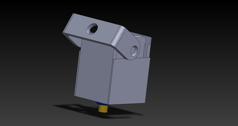 Pan&Tilt for miniServo Motors 3D Print 215235