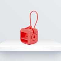 Small Witbox Go! Keyring 3D Printing 215380