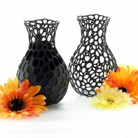 Small Cell Vase 3D Printing 215758