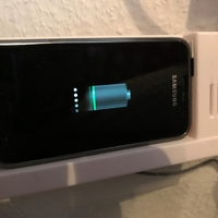 Small Docking Station Samsung Galaxy 3D Printing 215798