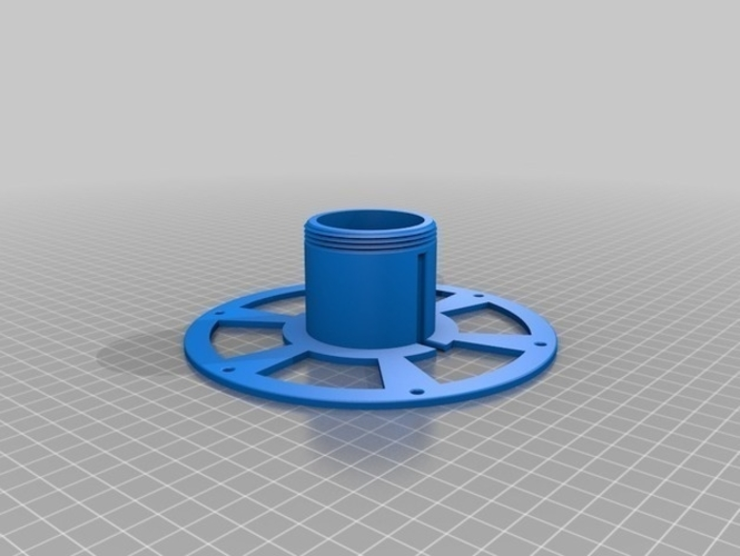 Spool for filament 3D Print 216082