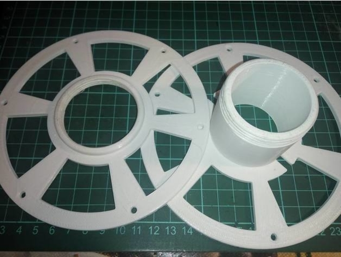 Spool for filament 3D Print 216083