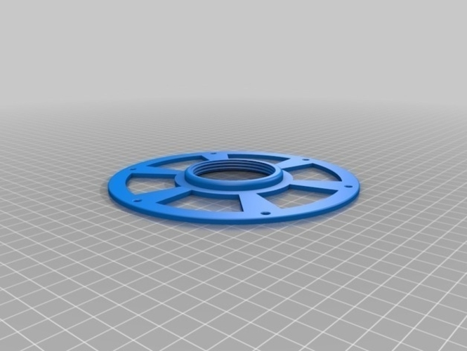 Spool for filament 3D Print 216086