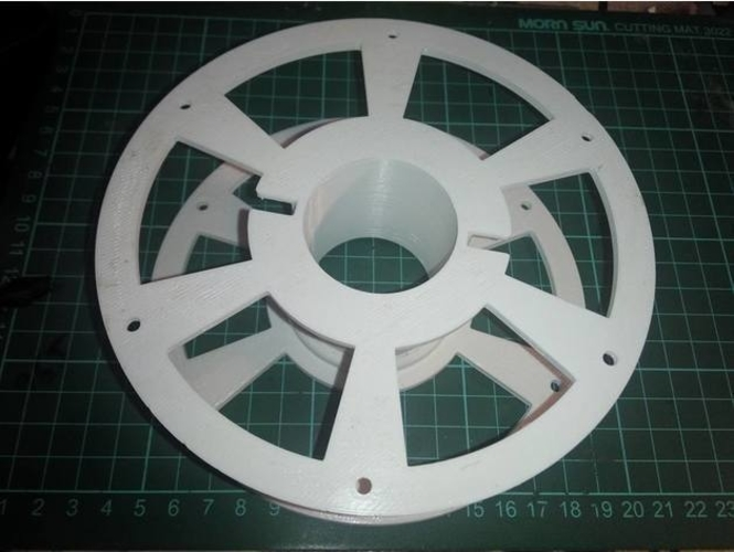 Spool for filament 3D Print 216087