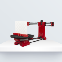 Small Ciclop 3D Scanner 3D Printing 216221