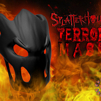 Small The Terror Mask 3D Printing 216734