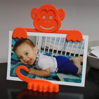 Small PICTURE  PHOTO HOLDER / TABLE MARKER / PHOTOFRAME 3D Printing 216875