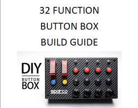 32 Function Button Box Build Guide By AMSTUDIO